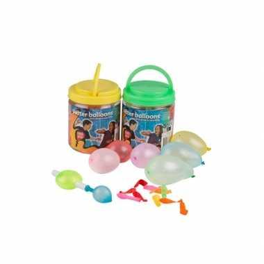 Goedkope waterballonnen inclusief pomp