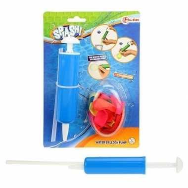 Goedkope waterballonnenpomp ballonnen