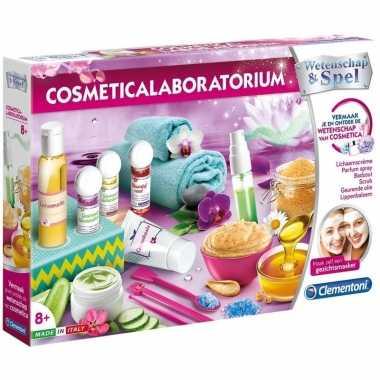 Goedkope wetenschap speelgoed cosmetica lab