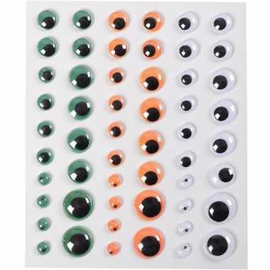 Goedkope wiebel oogjes stickers stuks