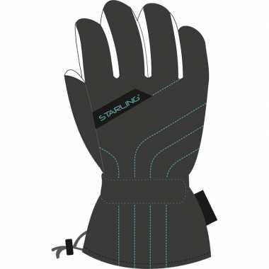 Goedkope winter handschoenen starling olan grijs volwassenen