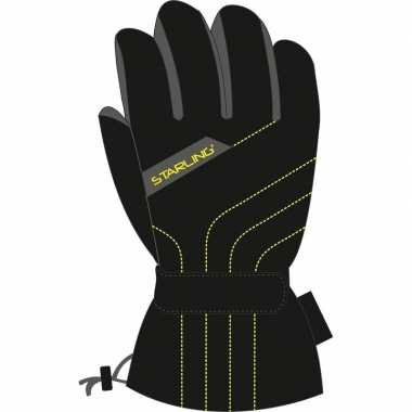 Goedkope winter handschoenen starling olan zwart volwassenen