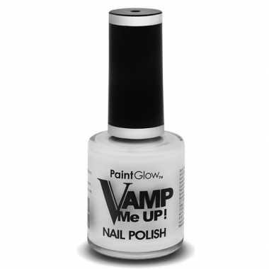 Goedkope witte matte nagellak vamp me up