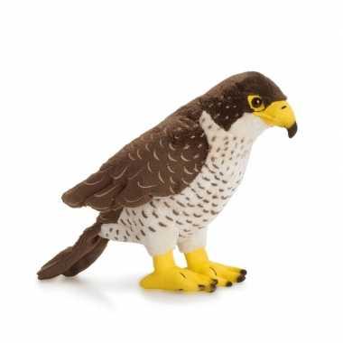Goedkope wnf pluche slechtvalk vogel knuffel speelgoed