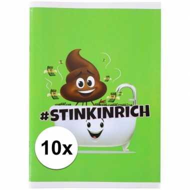 Goedkope x a geblokt schriften drol emoji groen