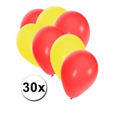 Goedkope x ballonnen chinese kleuren