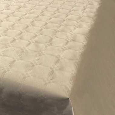 Goedkope x beige papieren tafellakens/tafelkleden rol