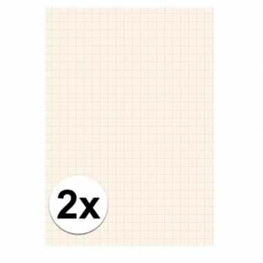 Goedkope x blok millimeter papier a