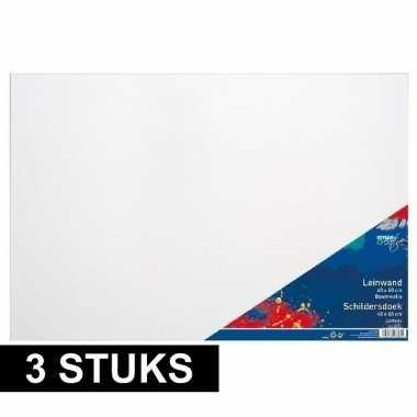 Goedkope x canvas schildersdoeken zware kwaliteit