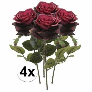 goedkope rode rozen