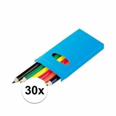 Goedkope x doosjes kleurpotloden potloden