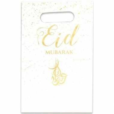 Goedkope x eid mubarak thema feestzakjes/uitdeelzakjes
