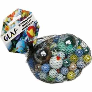 Goedkope x gekleurde speelgoed knikkers