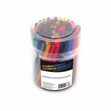 Goedkope x gekleurde stiften