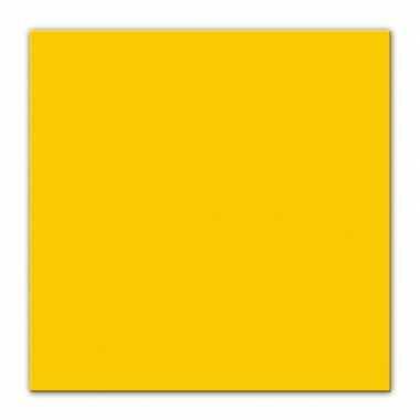 Goedkope x gele servetten