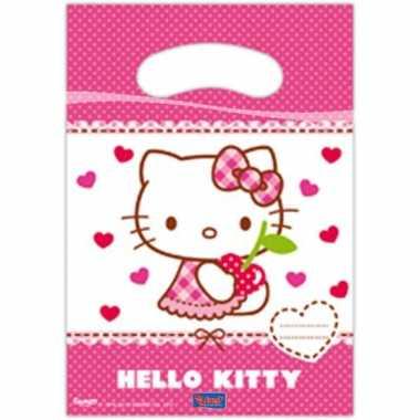 Goedkope x hello kitty themafeest feestzakjes