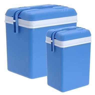 Goedkope x koelboxen kunststof / liter