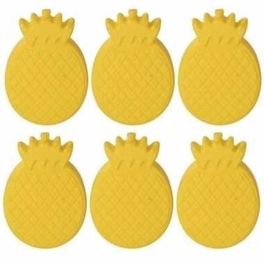 Goedkope x koelelementen ananas vorm