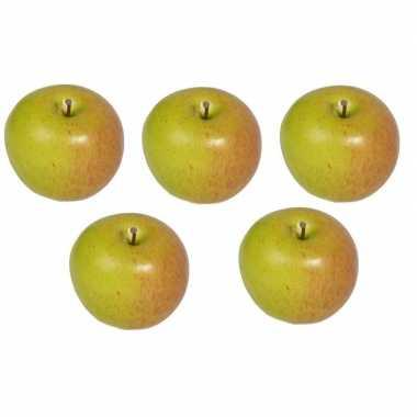 Goedkope x kunst appels