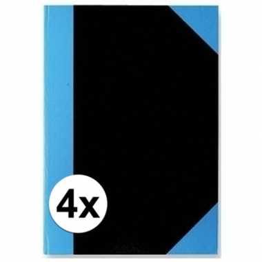 Goedkope x luxe schriften zwart a formaat