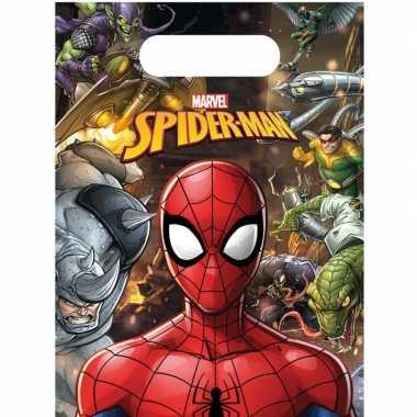Goedkope x marvel spiderman themafeest uitdeelzakjes
