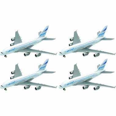 Goedkope x metalen speelgoed vliegtuigjes