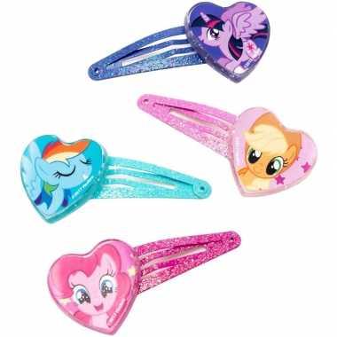 Goedkope x my little pony haarclips meisjes
