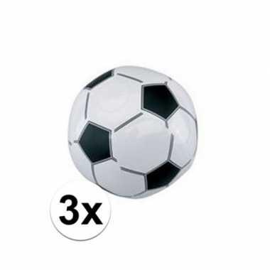 Goedkope x opblaasbare voetballen strandbal