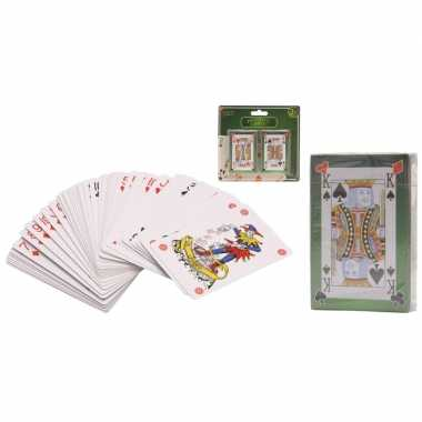 Goedkope x pakje speelkaarten stuks