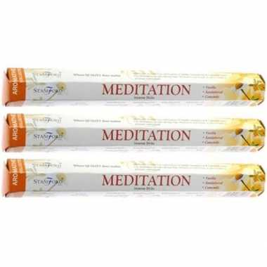 Goedkope x pakje stamford wierook stokjes meditatie