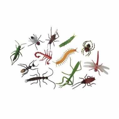 Goedkope x plastic enge halloween beestjes insecten