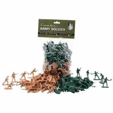 Goedkope x plastic soldaatjes speelgoed figuren