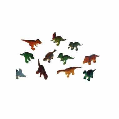Goedkope x plastic speelgoed dinosaurussen