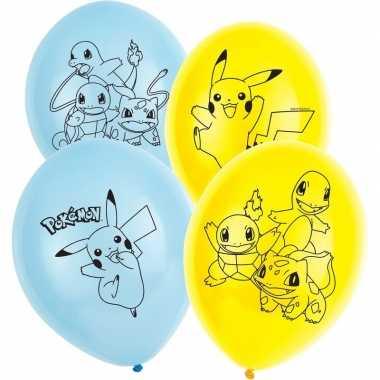 Goedkope x pokemon themafeest ballonnen