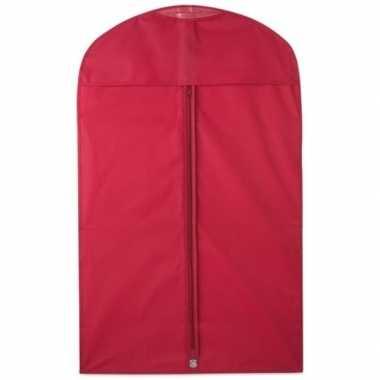 Goedkope x rode kledinghoezen