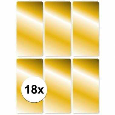Goedkope x schoolboek etiketten goud