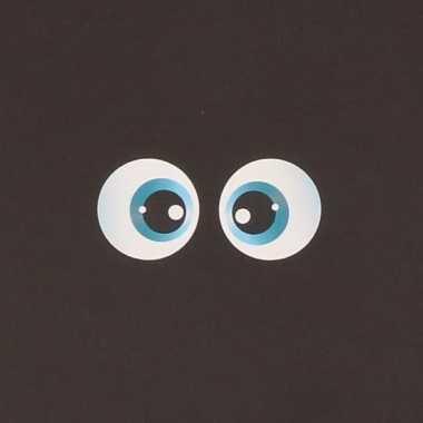 Goedkope x setjes halloween ogen stickers ogen