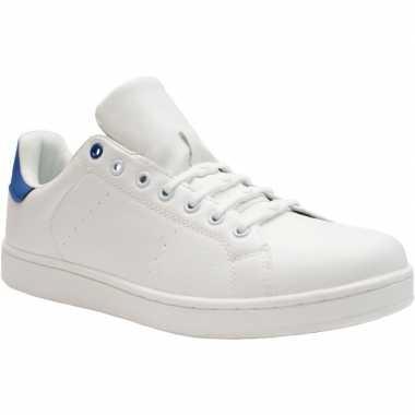 Goedkope x shoeps xl elastische veters wit brede voeten volwassenen