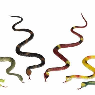 Goedkope x stuks plastic slangen