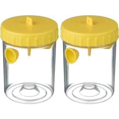 Goedkope x wespenvangers/wespenvallen geel
