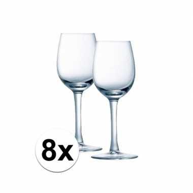Goedkope x wijnglazen ml