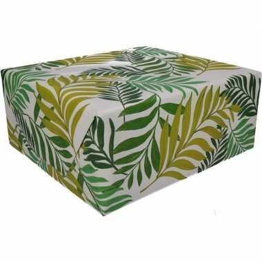 Inpakpapier urban jungle goedkope rol