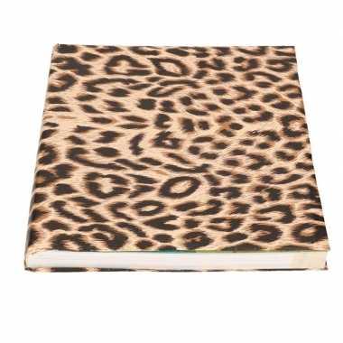 Kaftpapier panter/luipaard goedkope rol