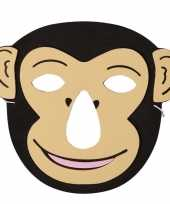 Goedkope aap foam masker kinderen