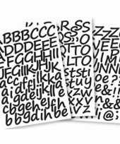 Goedkope alfabet stickers
