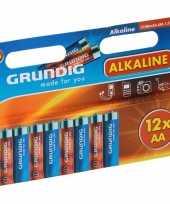 Goedkope alkaline batterijen aa grundig stuks