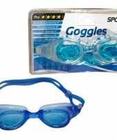 Goedkope anti chloor zwembril volwassenen