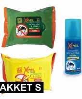 Goedkope anti muggen gezinspakket small