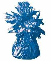 Goedkope ballon gewicht blauw gr