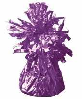 Goedkope ballon gewicht paars gr